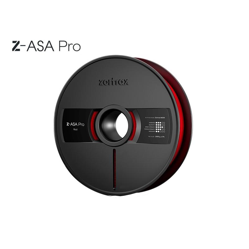 【8/15はエントリー&カード決済でポイント7倍】Zortrax M300用 Z-ASA Pro フィラメント レッド
