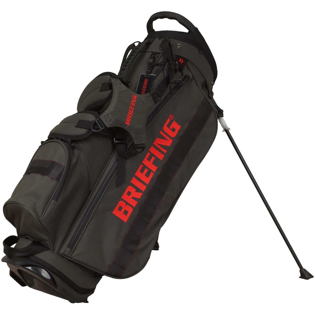 【4/14(日)までお得なクーポン配布中♪】ブリーフィング BRIEFING CR-4 #01 スタンドキャディバッグ