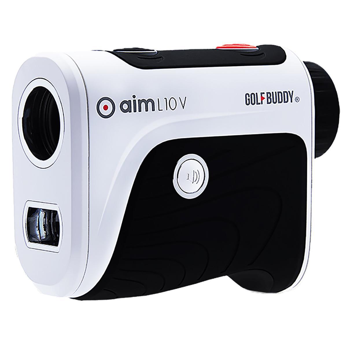 【父の日ギフト】ゴルフバディー GolfBuddy aim L10V レーザー距離計測器 音声付き