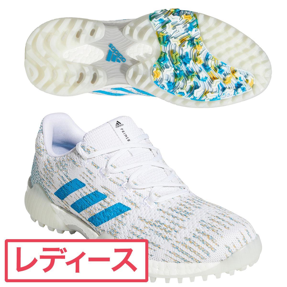 アディダス Adidas コードカオス プライムブルー シューズ レディス