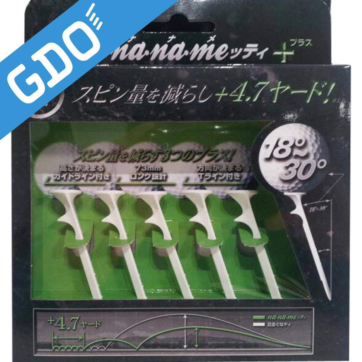 ゴルフ ラウンド用品 小物 GDO ふるさと割 割り引き GOLF nanameッティ ヒッツ その他メーカー その他 プラス