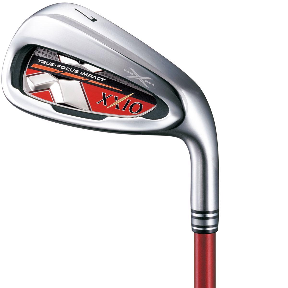 ダンロップ XXIO ゼクシオ テン アイアン(5本セット) カラーカスタムモデル(レッド) MP1000カーボン[ゴルフ用品 ゴルフ ボール ゴルフボール golf gdo ギフト 通販 ]