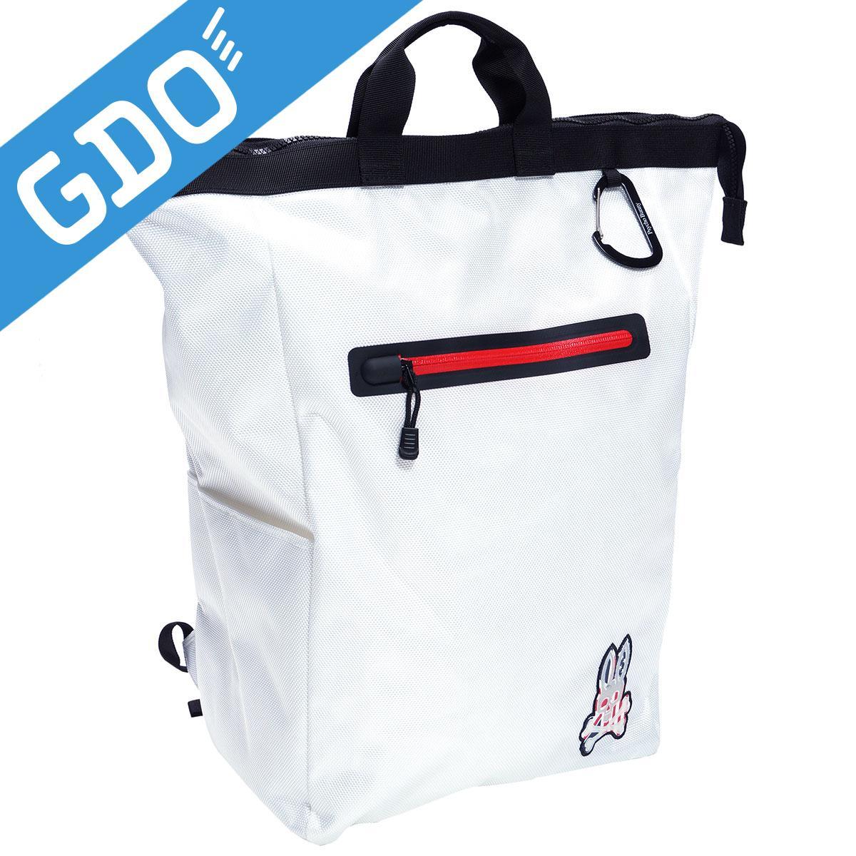 サイコバニー PSYCHO BUNNY 2WAYトートバッグ PBMG7SB1[ゴルフ用品 GOLF GDO メンズ レディース ユニセックス 男女兼用 トート バッグ バック トートバック かばん カバン 鞄 おしゃれ]
