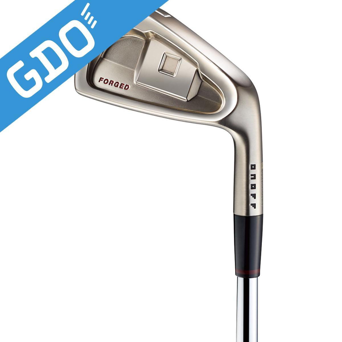 オノフ KURO オノフ フォージドアイアン(単品)KURO N.S.PRO MODUS3 TOUR 105 シャフト:N.S.PRO MODUS3 TOUR 105[ゴルフ用品 ゴルフ ボール ゴルフボール golf gdo ギフト 通販 ]