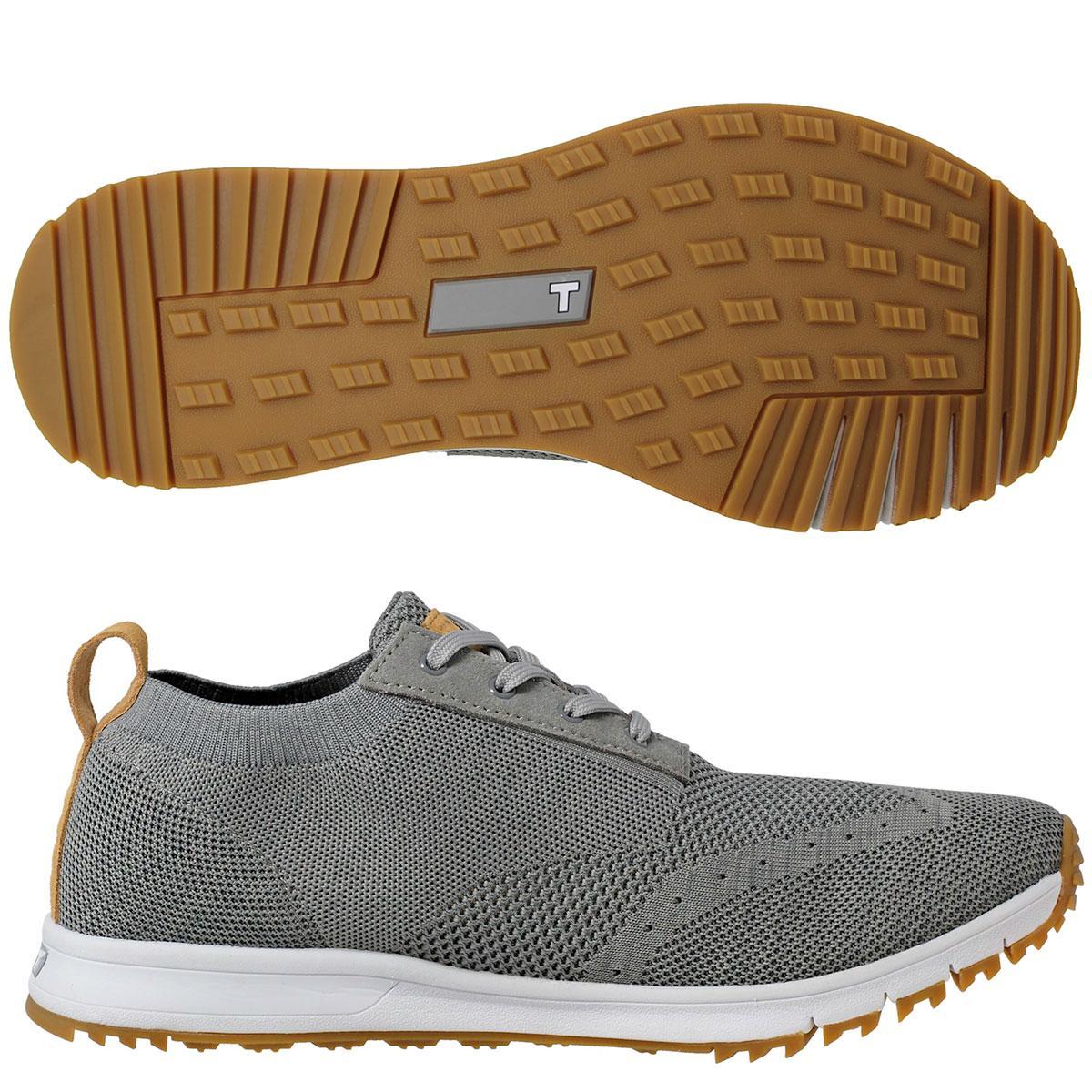 TRUE linkswear トゥルーリンクスウェア GENT KNIT シューズ [ゴルフ シューズ 靴 ゴルフシューズ メンズ 即納 あす楽]