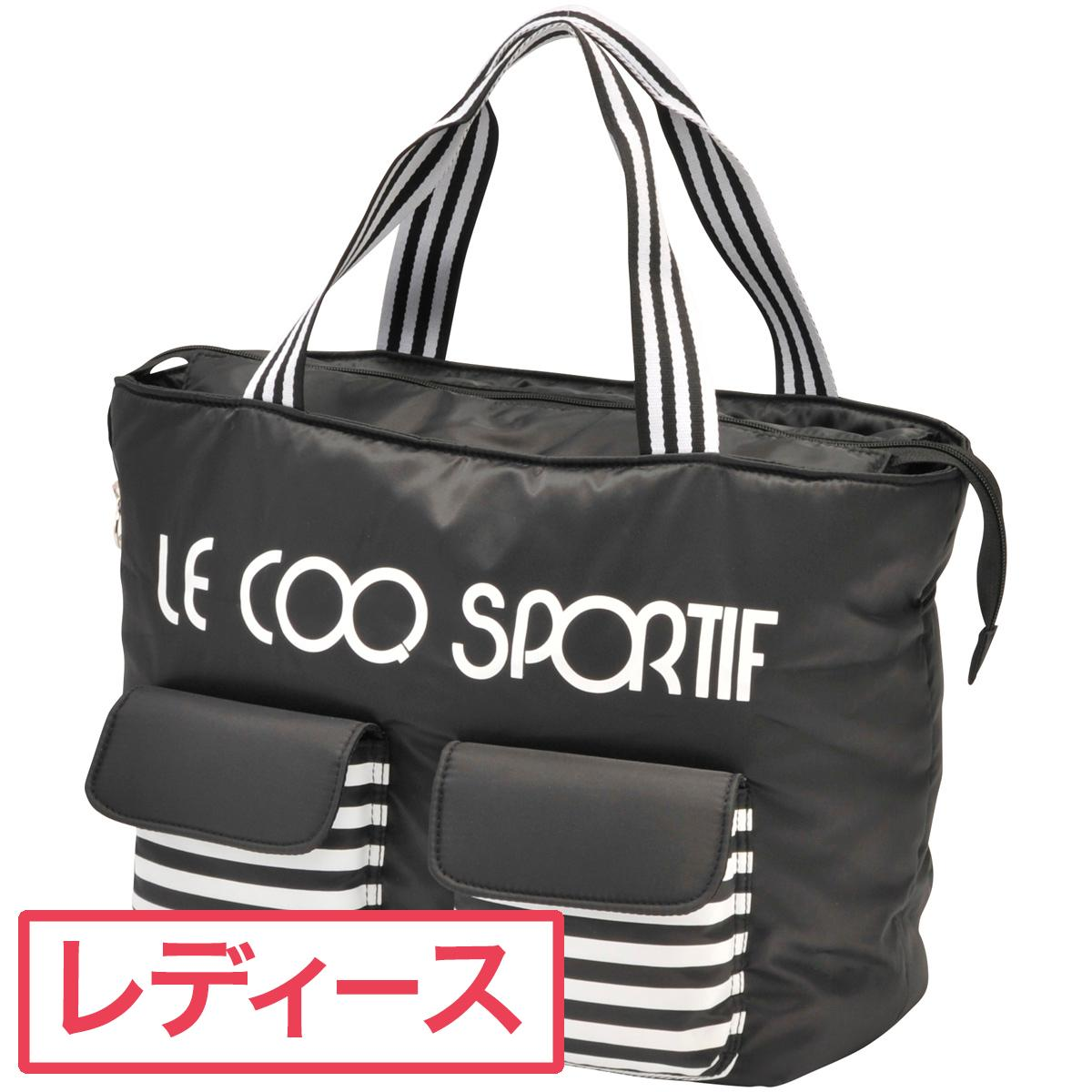 ルコックゴルフ Le coq sportif GOLF トートバッグ レディス[0318coupon]
