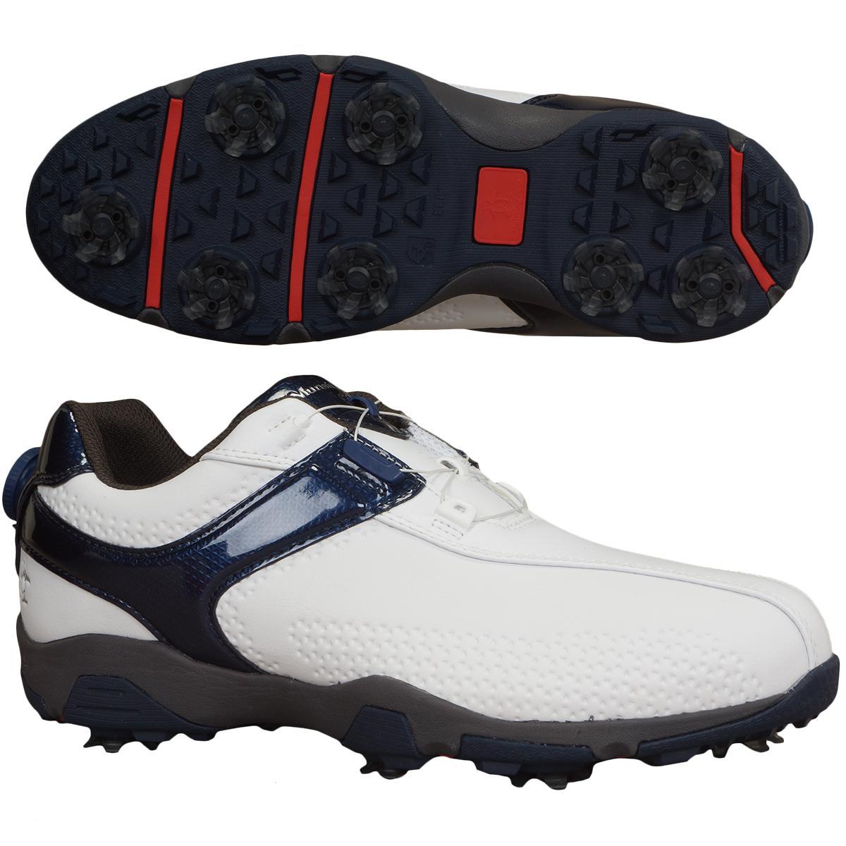 マンシングウェア Munsingwear ゴルフシューズ