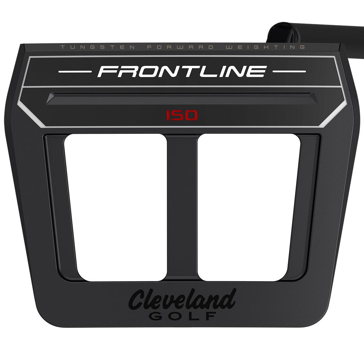 【11/30(土)0時~23時59分まで!最大2400円OFFクーポン配布♪】クリーブランド Cleveland Golf FRONTLINE ISO パター