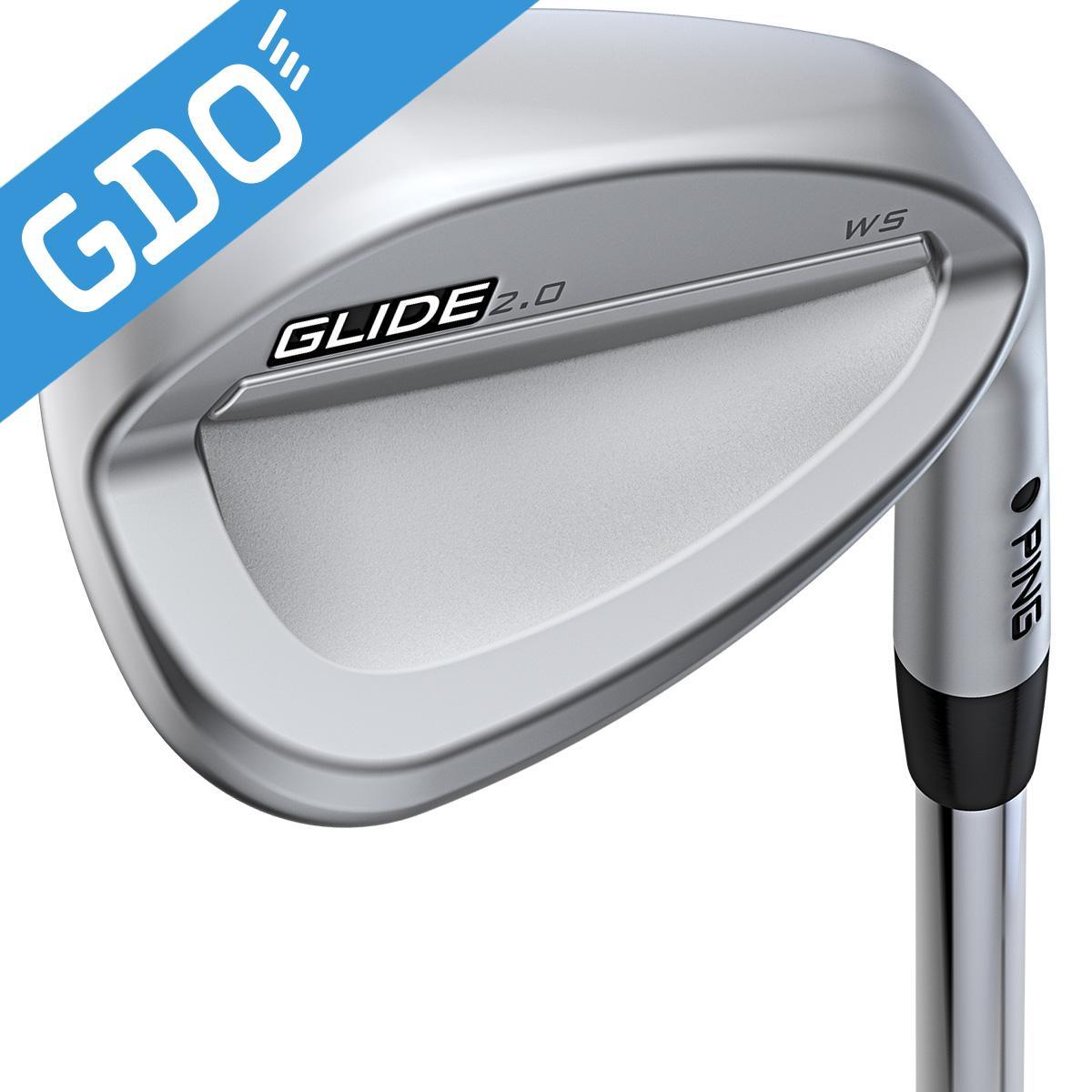 ピン GLIDE GLIDE 2.0 ウェッジ WS ダイナミックゴールド S200 シャフト:ダイナミックゴールド S200