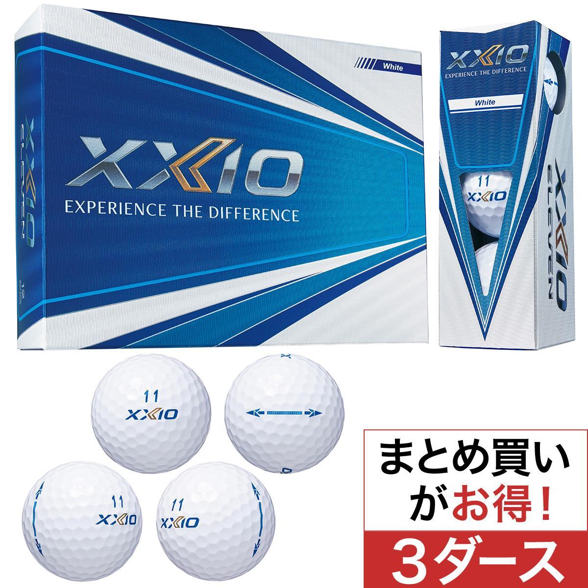 ダンロップ XXIO ゼクシオイレブン XXIO11 ゼクシオ11 ボール | ゴルフボール 3ダースセット 36球