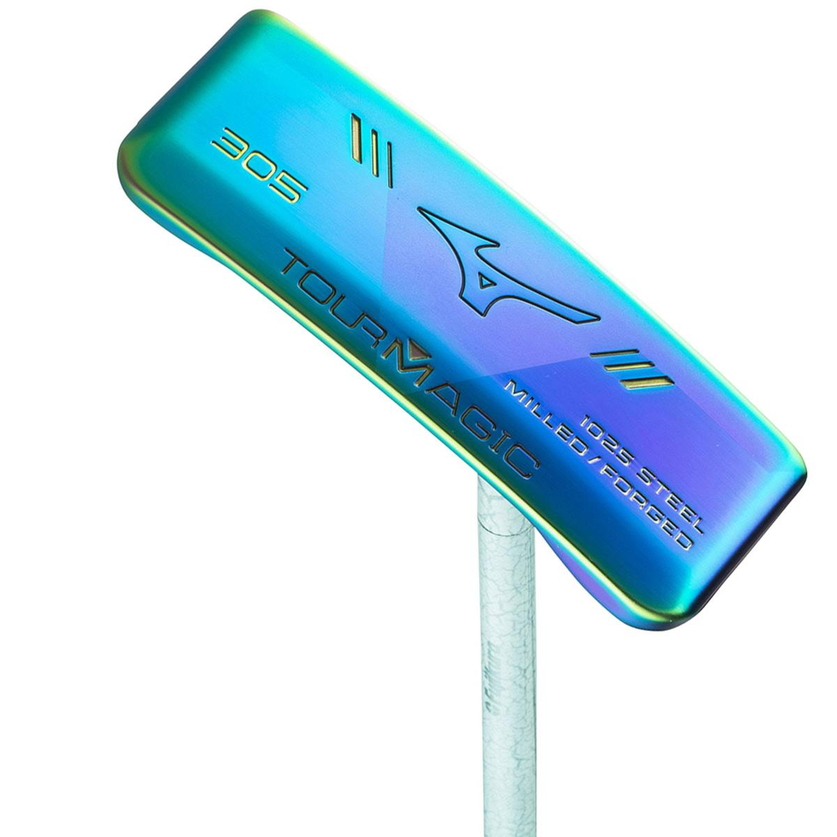 ミズノ MIZUNO TOUR MAGIC 305 パター オーロラIP仕上げ FUJIKURA MC Putter
