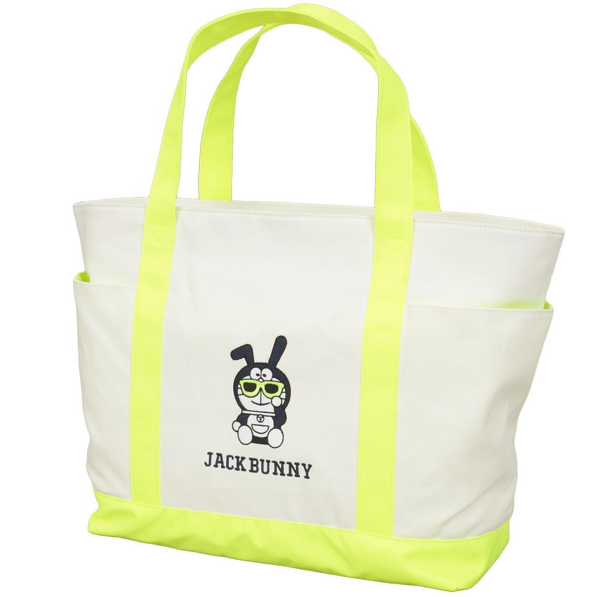 【11/30(土)0時~23時59分まで!最大2400円OFFクーポン配布♪】ジャックバニー Jack Bunny!! ドラえもん サングラストートバッグ(大)