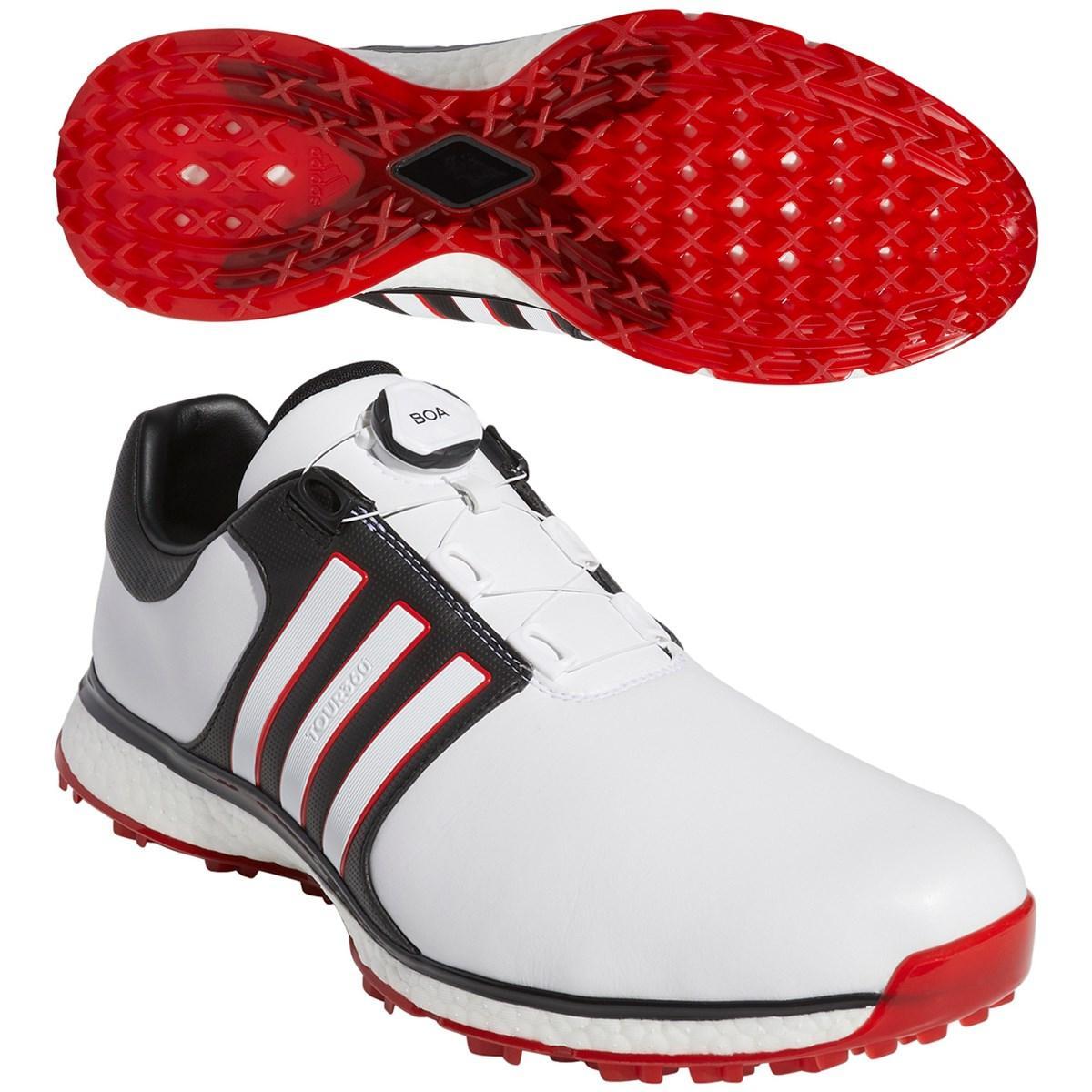【4/14(日)までお得なクーポン配布中♪】アディダス Adidas ツアー360 XT スパイクレス ボア シューズ [0318coupon]