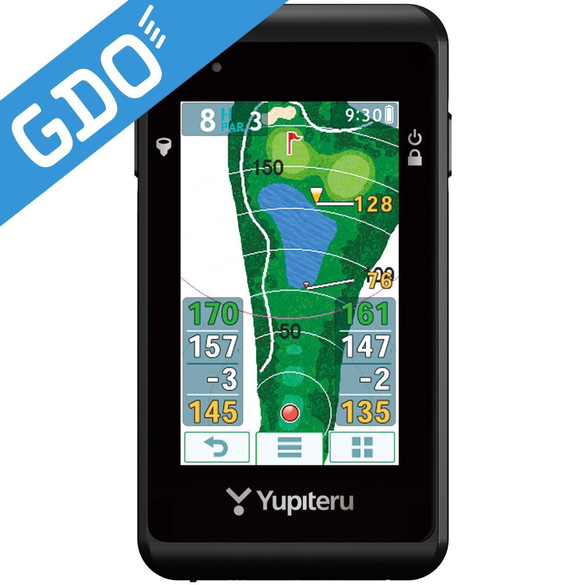 ユピテル YUPITERU ゴルフナビ YGN5200[ゴルフ用品 ゴルフ 距離測定器 gdo]
