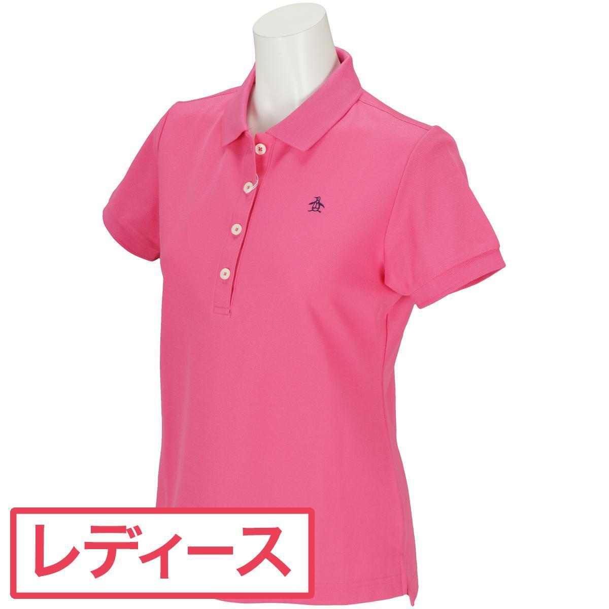 マンシングウェア Munsingwear 半袖ポロシャツ レディス