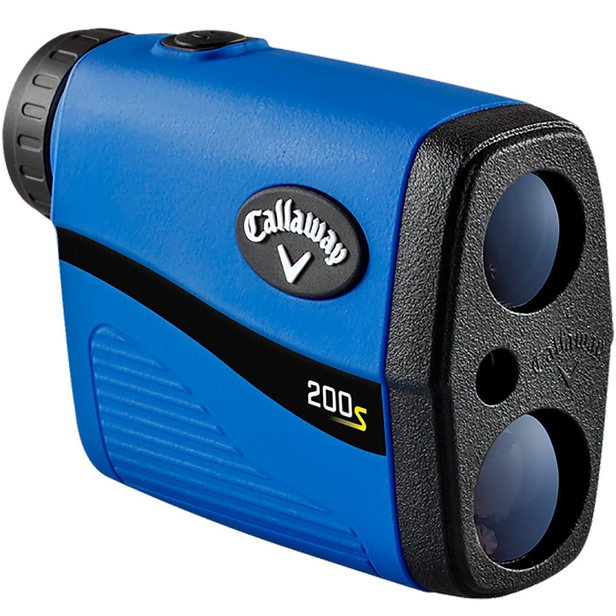 【11/30(土)0時~23時59分まで!最大2400円OFFクーポン配布♪】キャロウェイゴルフ Callaway Golf 200s LASER RANGEFINDER[GSP ナビ 距離測定器 レーザー 高低差 計測器 ファインダー ]