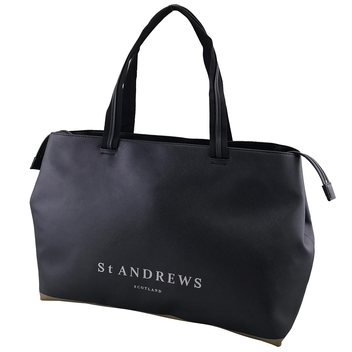 送料無料 セント・アンドリュース St ANDREWS ロゴトートバッグ