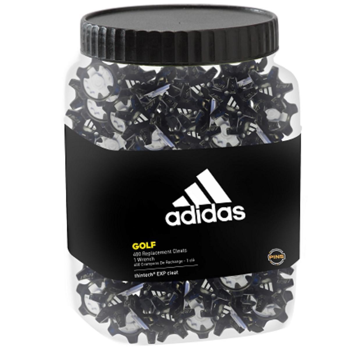 アディダス Adidas THINTECH EXP クリーツ 400個入り 【ピンズ】