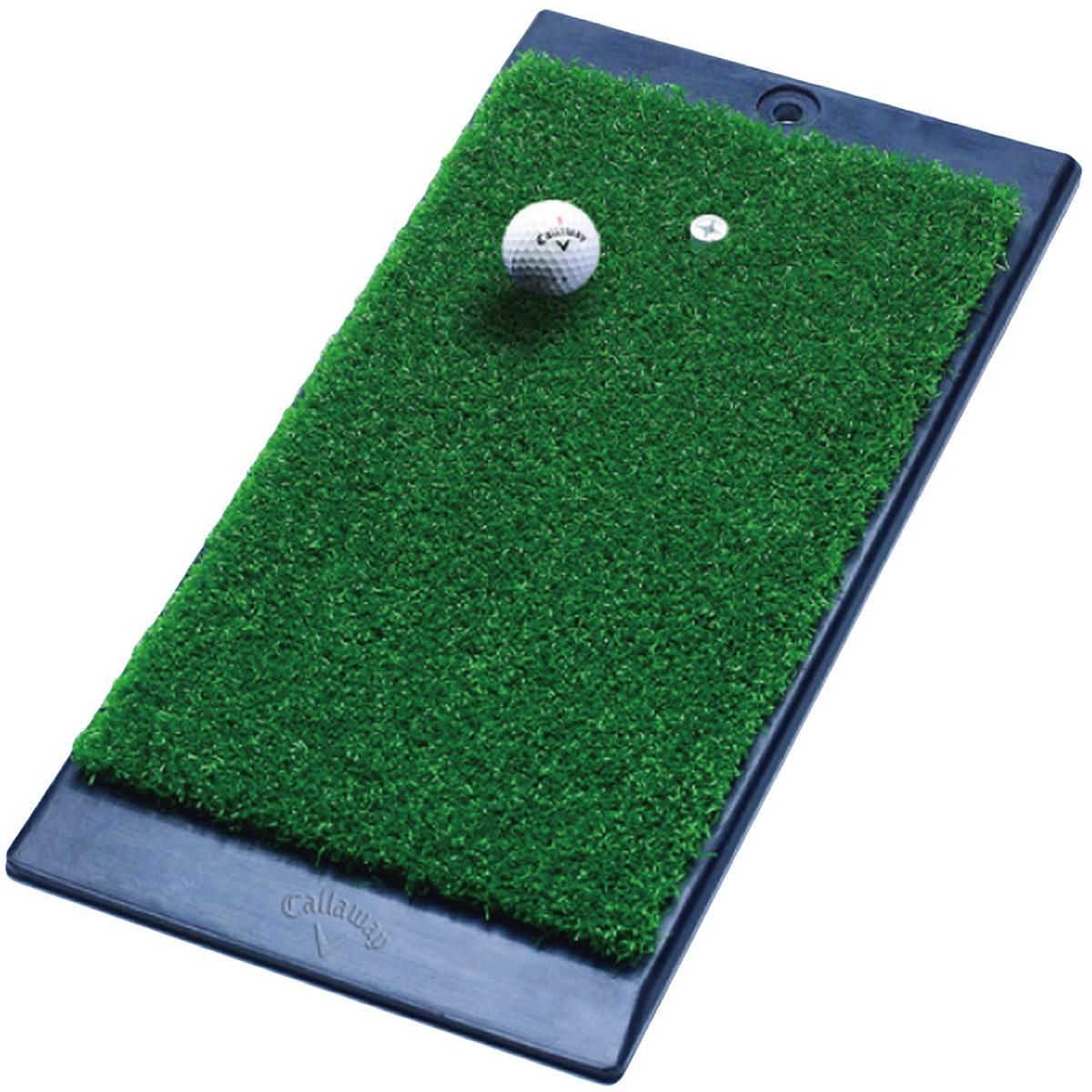 キャロウェイゴルフ Callaway Golf FT LAUNCH ZONE LARGE マット 070021500097[ゴルフ用品 ゴルフ 練習 ゴルフ練習器具 おすすめ オススメ 人気 gdo]