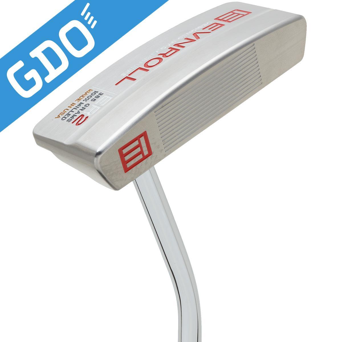 イーブンロール EVNROLL ER2 パター シャフト:FST.370 シングルベンド[ゴルフ用品 ゴルフ ボール ゴルフボール golf gdo プレゼント ギフト 通販 ]