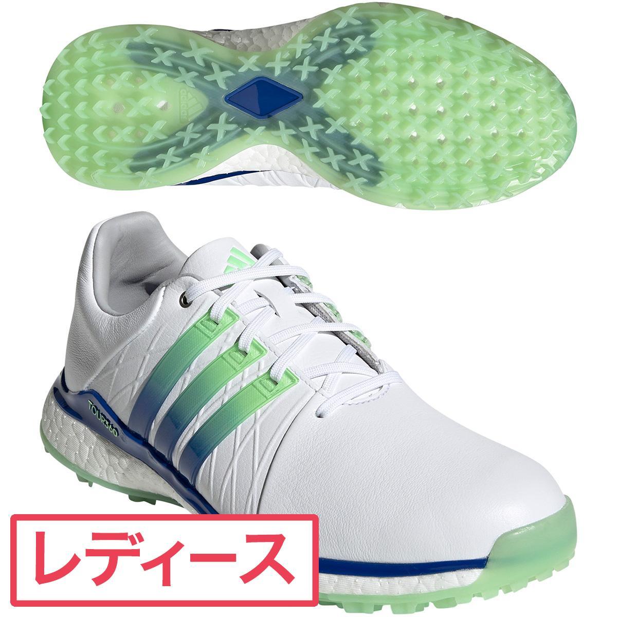 13時までであす楽対応 送料無料 アディダス ◆高品質 Adidas ツアー360 レディス ゴルフシューズ 販売期間 限定のお得なタイムセール XT-SL スパイクレス レディース