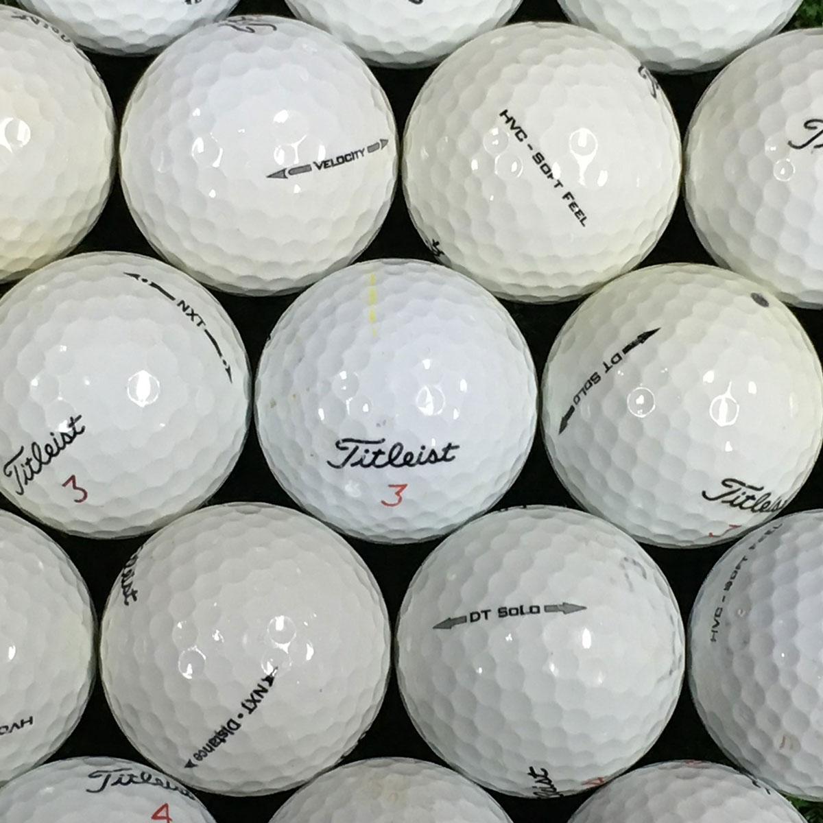 ロストボール Lost Ball タイトリスト 銘柄混合 練習用ボール 500個セット[ロストボール Lost Ball ゴルフ用品 GOLF GDO ボール ゴルフボール プレゼント ギフト 通販 ]