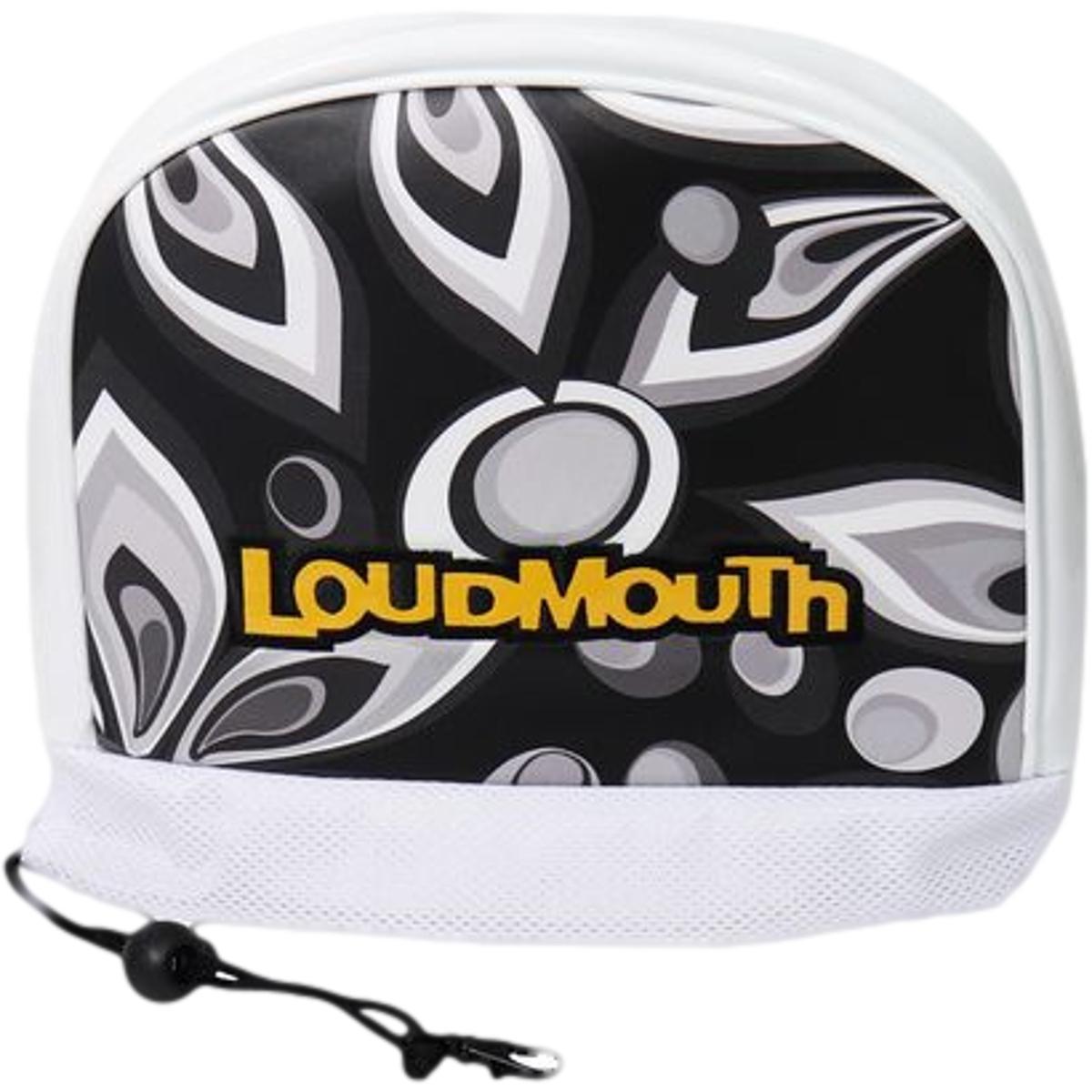 13時までであす楽対応 ラウドマウスゴルフ Loud Mouth Golf アイアンカバー