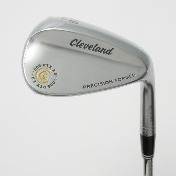 【5/12(日)まで!お得なグーポン配布中♪】【中古】クリーブランド Cleveland Golf 588 RTX 2.0 PRECISION FORGED ウェッジ N.S.PRO 950GH 【58-10】