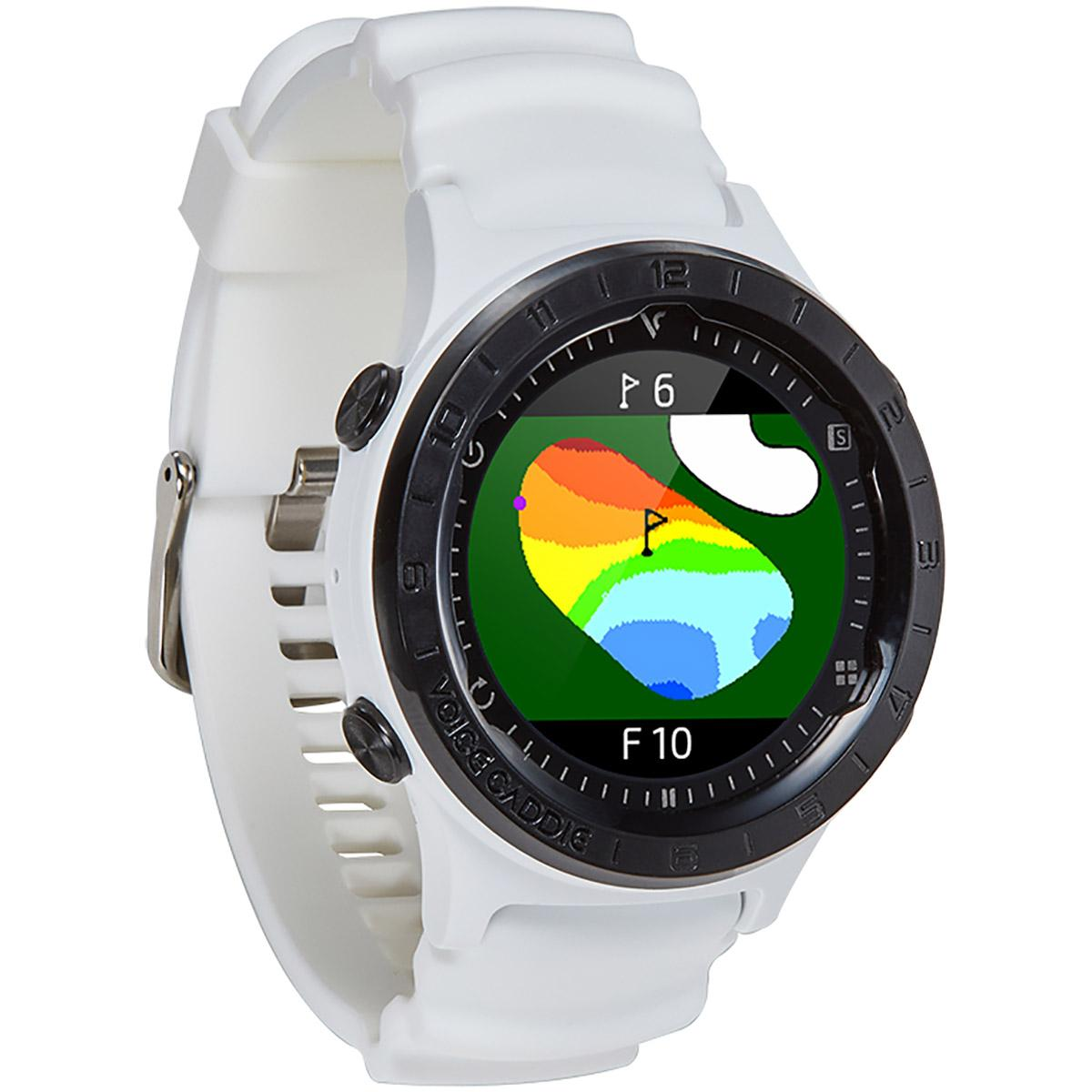 感謝価格 13時までの注文であす楽対応 土日祝も出荷可 価格 交渉 送料無料 GPS 腕時計型 ボイスキャディ Voice Caddie A2 送料無料 2021年 ナビ 距離計 距離測定器 ゴルフ カラー 距離計測器