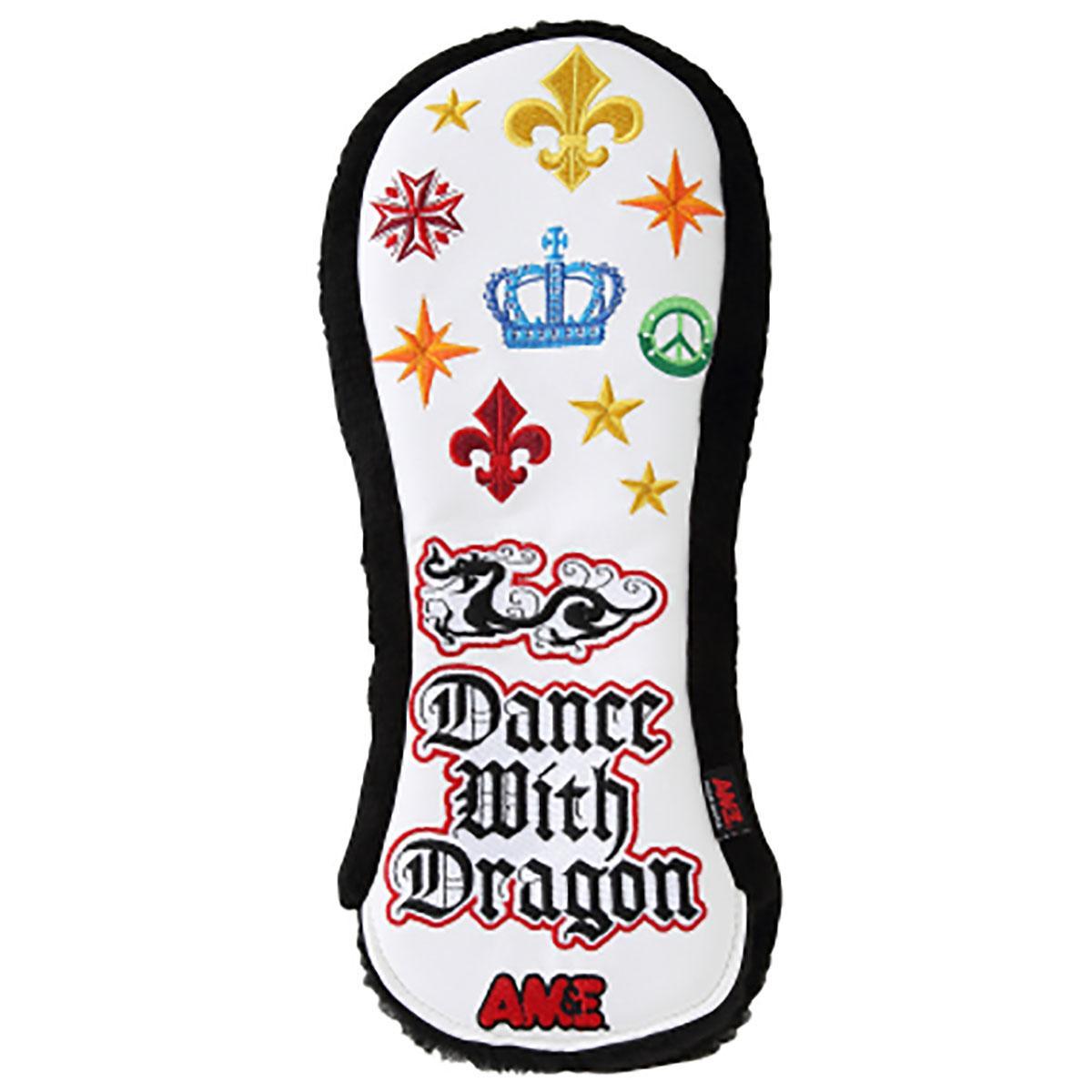 ダンスウィズドラゴン Dance With Dragon AM&EコラボII ヘッドカバー DR用