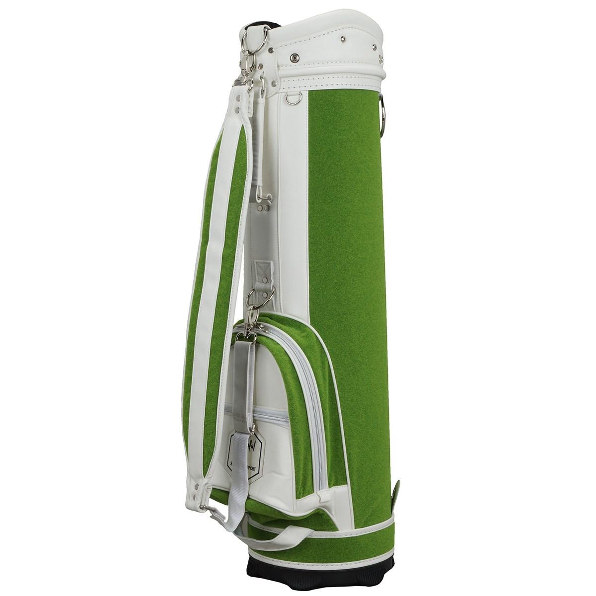 シバフル Shibaful キャディバッグ SSP-CB01[ゴルフ用品 GOLF GDO ユニセックス 男女兼用 メンズ レディース キャディバック キャディーバッグ バッグ バック おしゃれ ゴルフバッグ ゴルフバック キャディ]