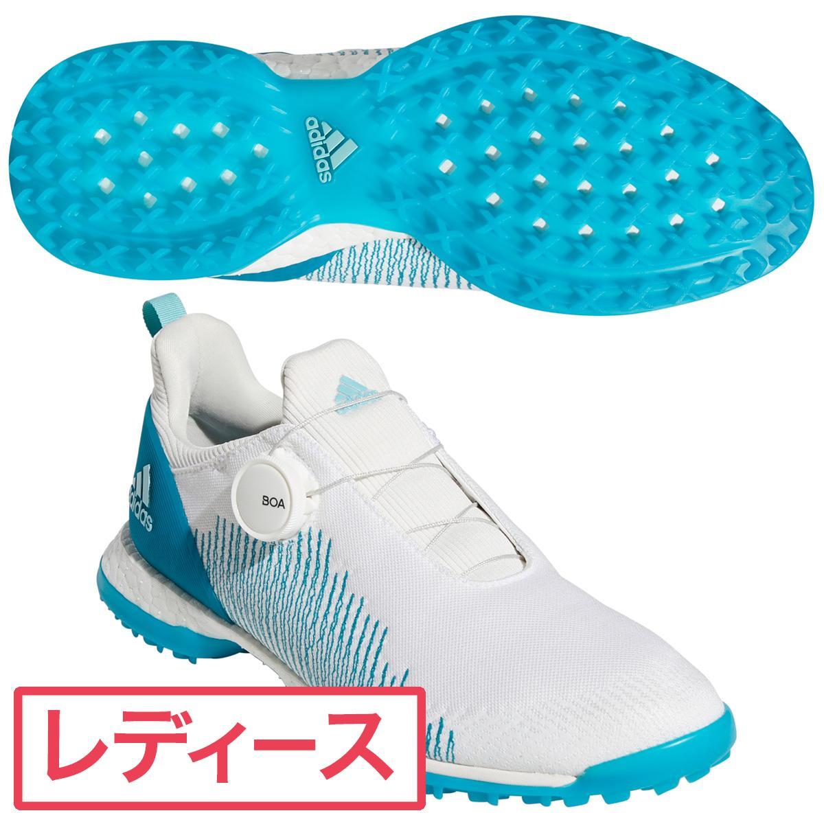 アディダス Adidas フォージファイバー ボア シューズ レディス