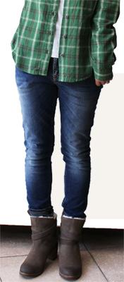 Nudie Jeans co(ヌーディージーンズ) デニム パンツ SKINNY LIN COMPACT CLOUD