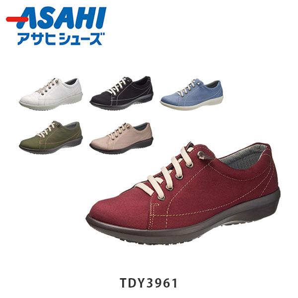 送料無料 アサヒシューズ レディース スニーカー トップドライ TDY3961 シューズ 防水 透湿 防滑加工 滑り止め 婦人靴 日本製 ASAHI ASATDY3961