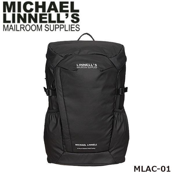 送料無料 マイケルリンネル リュック MLAC-01 約29L バックパック おしゃれ 通勤 通学 メンズ レディース 男女兼用 MICHAEL LINNELL MLAC01 国内正規品