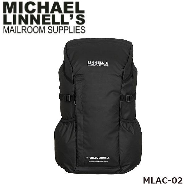 送料無料 マイケルリンネル リュック MLAC-02 約32L バックパック おしゃれ 通勤 通学 メンズ レディース 男女兼用 MICHAEL LINNELL MLAC02 国内正規品