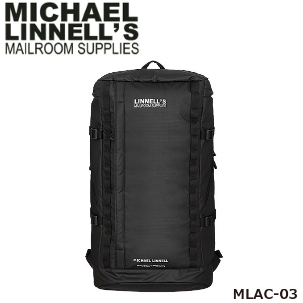 送料無料 マイケルリンネル リュック MLAC-03 約41L バックパック おしゃれ 通勤 通学 メンズ レディース 男女兼用 MICHAEL LINNELL MLAC03 国内正規品