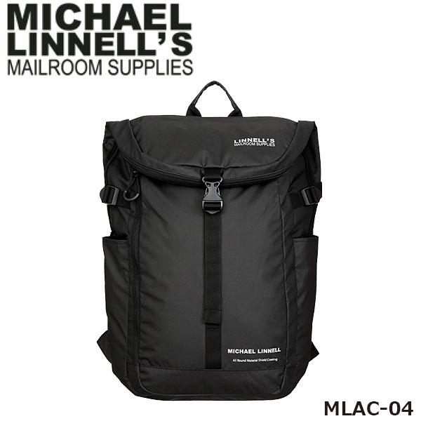 送料無料 マイケルリンネル リュック MLAC-04 約31L バックパック おしゃれ 通勤 通学 メンズ レディース 男女兼用 MICHAEL LINNELL MLAC04 国内正規品