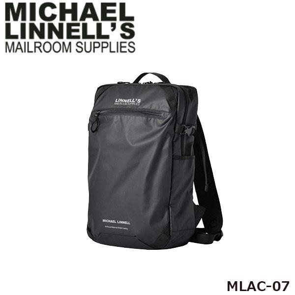 送料無料 マイケルリンネル リュック MLAC-07 約24L バックパック おしゃれ 通勤 通学 メンズ レディース 男女兼用 MICHAEL LINNELL MLAC07 国内正規品