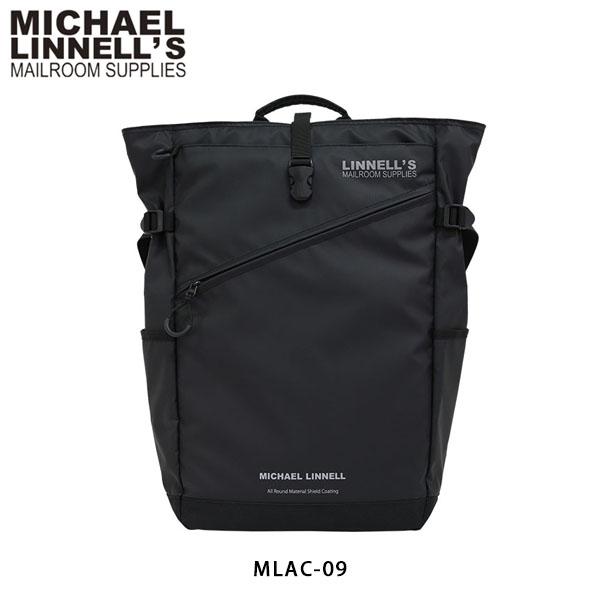 マイケルリンネル MICHAEL LINNELL リュックサック バックパック 25L 通学 通勤 メンズ レディース ユニセックス 男女兼用 MLAC-09 MLAC09 国内正規品