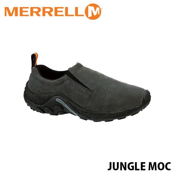 スリッポン メレル ジャングルモック レディース ピューター アウトドア ウォーキング 登山 レザー スニーカー 正規認証品 新規格 MERW60806 JUNGLE MERRELL 60806 シューズ MOC 女性用 PEWTER おしゃれ 靴 新作 大人気