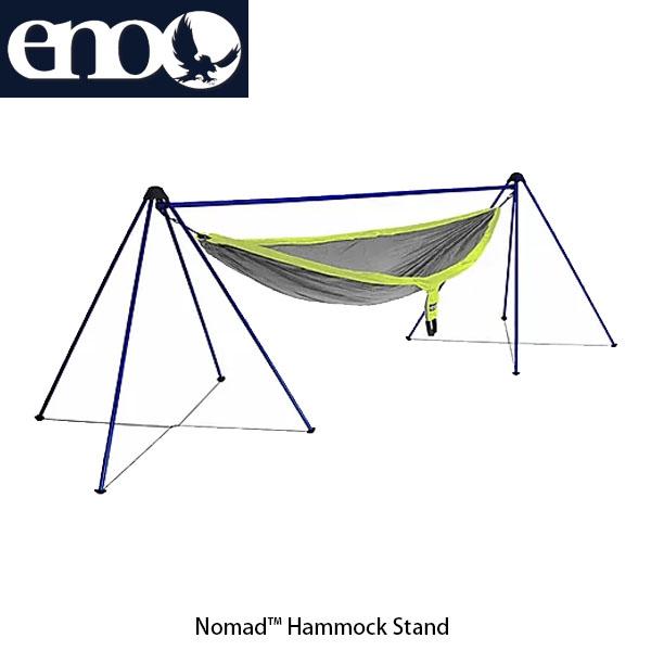 送料無料 eno イノー Nomad Hammock Stand ハンモックスタンド ENONOMAD ENO060