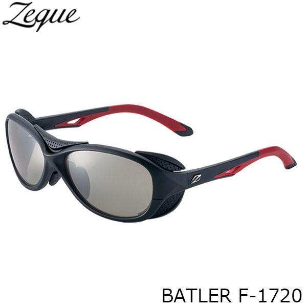 送料無料 ジールオプティクス 偏光サングラス F-1720 BATLER BLACK×RED TRUEVIEW SPORTS×SILVER MIRROR 釣り フィッシング アウトドア メンズ レディース 偏光グラス 偏光レンズ ZEAL OPTICS GLE4580274166603