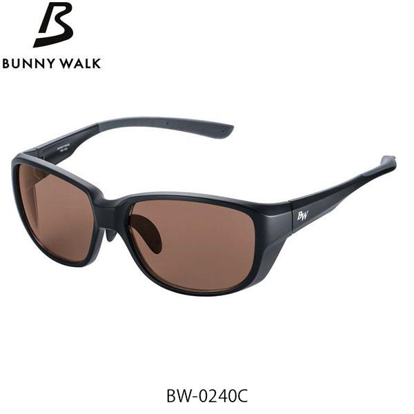 偏光グラス フィッシング 釣具 BUNNY WALK バニーウォーク 偏光サングラス マットブラック HC-BROWN×POPUP MATTE BW-0240C 超歓迎された LENS BLACK 訳あり GLE4580274171546