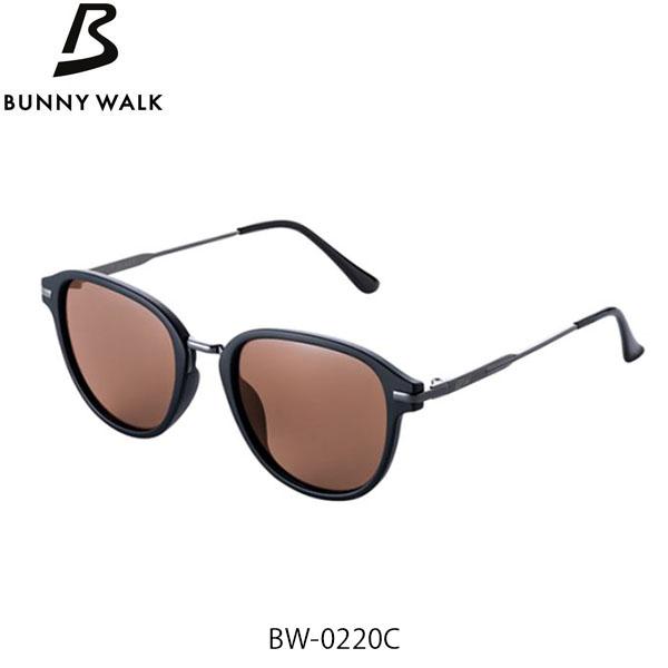 偏光グラス フィッシング 釣具 日本人の為の設計 BUNNY WALK 偏光サングラス バニーウォーク GLE4580274171485 初売り 即日出荷 BW-0220C POPUP MATTE LENS BLACK BW-022 HC-BROWN