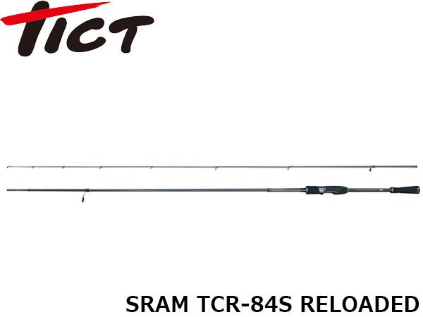 ティクト ロッド SRAM TCR-84S RELOADED TCR-84S TICT TIC4988540177924