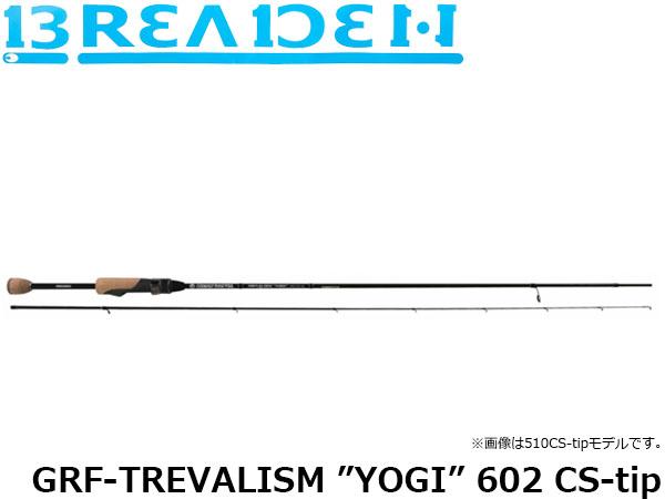"""ブリーデン BREADEN GlamourRockFish トレバリズム ヨギ TREVALISM """"YOGI"""" GRF-TREVALISM """"YOGI"""" 602 CS-tip BRI4571136851553"""