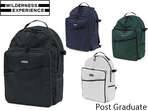 ウィルダネスエクスペリエンス バックパック ポストグラデュエイト Post Graduate 21L WILDERNESS EXPERIENCE WIL021