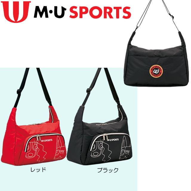 【送料無料】 MU SPORTS 703V6018 ショルダーバッグ
