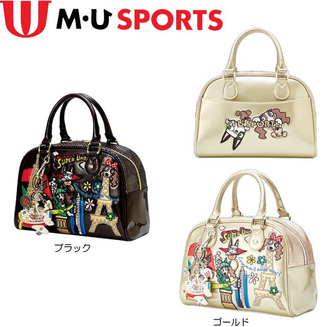 【送料無料】【2018年モデル】 MU SPORTS ポーチ 703W1000
